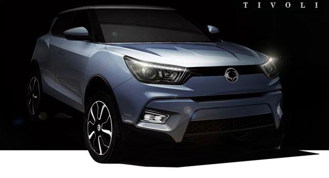Ssangyong Tivoli Fiyat Listesi Otomobil Portali